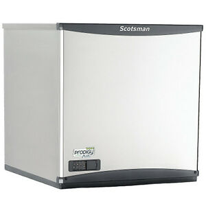 Scotsman N0422w 1 Nugget style Prodigy Plus Ice Maker 455 Lb Production A Day