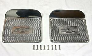Early Chevy Car Pickup Truck Street Rod Side Step Plates 20 s 30 s Chevrolet