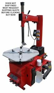 New Kernel Tc950 Heavy Duty Motorcycle Bike Wheel Tire Changer Changing Machine
