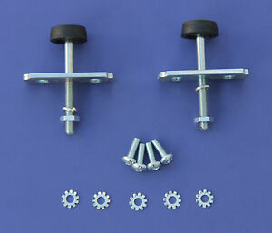 55 56 57 Chevy Nomad Window Stop Kit New 1955 1956 1957 Chevrolet