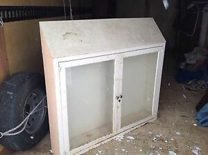 Antique Doctor Cabinet Unusual Hanging Metal Medicine Cabinet