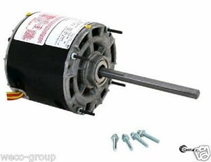 391 1 4 1 5 1 7 Hp 1050 Rpm New Century Ao Smith Electric Motor