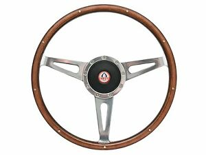 1968 1978 Ford Mustang Shelby Style Steering Wheel Kit Gt 350 Emblem