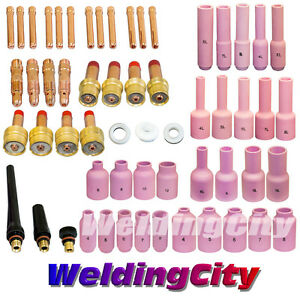 Tig Welding Torch 17 18 26 All in one Kit 040 1 16 3 32 1 8 T28b Us Seller Fast