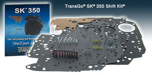 Gm Th350 Th 350 Transgo Transmission Shift Kit 1969 1983 Sk350