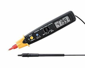 Hioki 3246 60 Digital Multi Meter Portable Pencil Type New Japan F s W tracking