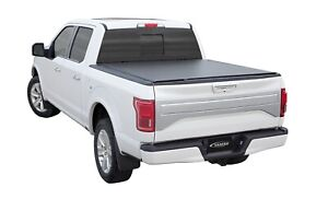 Access Vanish Soft Roll Up Tonneau Cover For 00 04 Nissan Frontier Crew 4 6 Bed