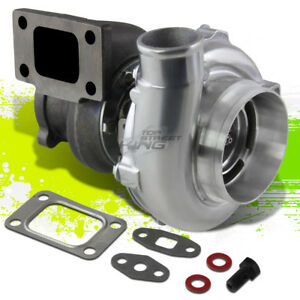 Gt30 Gt3037 Gt3076r 500 Hp Boost T3 73 A R 78 Trim Polished Racing Turbo Charger