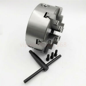 Mini Lathe Chuck 160mm 6 Jaw K13 Self centering Chuck Cnc Metalworking