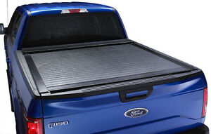 Pace Edwards Switchblade Retractable Tonneau Cover For 04 14 Ford F150 6 5 Bed