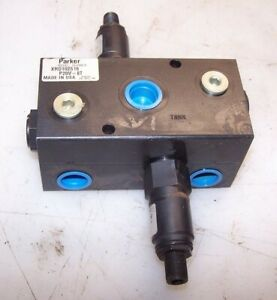 New Parker Hydraulic Relief Valve Xrd102s16 P20v 8t