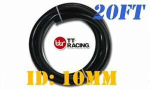 10mm 3 8 Silicone Vacuum Tube Hose Tubing Pipe Price For 20ft Black