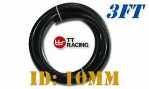 10mm 3 8 Silicone Vacuum Tube Hose Tubing Pipe Price For 3ft Black