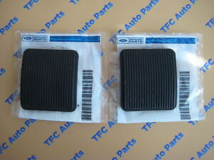Ford Explorer Escape Ranger Brake Clutch Pedal Pad New Oem Genuine Ford Qty 2