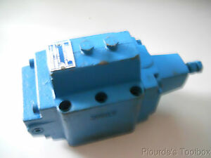 New Vickers Rcg Pressure Reducing Hydraulic Valve 250 1000 Psi Rcg10 d4 22