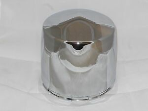 Rare New Weld Racing Wheel Rim Rear Dually Snap In Chrome Center Cap 614 5600