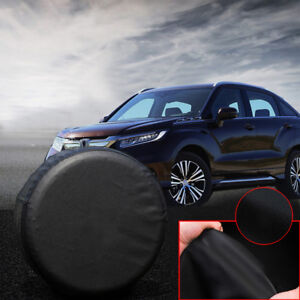 On Sale 14 Spare Wheel Tire Tyre Cover Case Bag Protector For Honda Crv Cr V