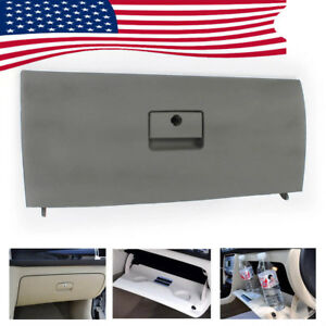 Grey Us Ship Door Lid Glove Box Cover For Vw Golf Jetta A4 Mk4 Bora 2003 2005