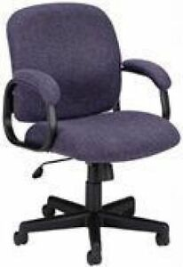 New Ofm Executive Conference Task Chair W Arm Rests Low back Standard Fabric
