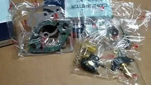 Willys M38a1 Jeep Carter Carb New Repair Kit Quality Parts By Napco great Offer