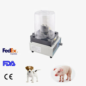 Veterinary Respirator Pneumatic Driving Electronic Monitor Anesthesia Ventilator
