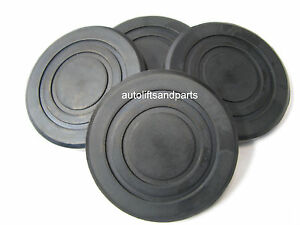 Rubber Pad For Challenger Lift Set Of 4 Part B2208