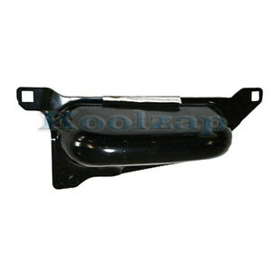 06 08 Ram Pickup Truck Front Bumper Face Bar Lower Retainer Bracket Driv