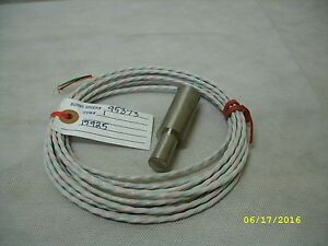 Burns Engr 385 1 Temperature Probe Sensor nos