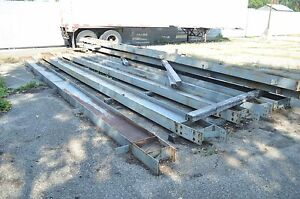 Offer 10x Structural Steel I beams From 31 18 Building Construction Industrial
