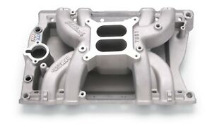 Engine Intake Manifold rpm Air Gap Edelbrock 7551