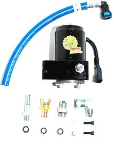 Air Dog Raptor Frrp Fuel Pump 100gph For 1999 2002 Dodge Cummins 5 9l Diesel