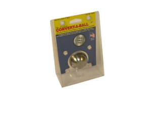 Convert A Ball 944 401p 2 Inch Stainless Steel Hitch Ball Only