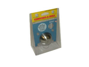 Convert A Ball 944 601p 2 5 16 Inch Stainless Steel Hitch Ball Only