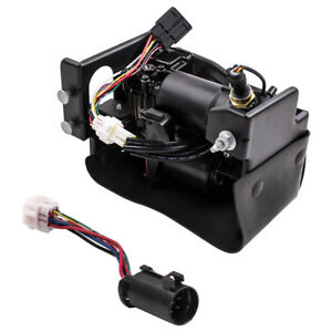 Air Ride Suspension Compressor Pump 2007 2009 For Chevrolet Avalanche Lt 8cyl