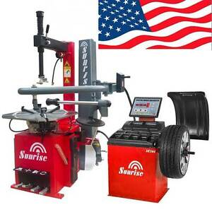 Tire Changer C092 Wheel Balancer Sr308