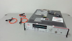 Keithley 2657a High Power Sourcemeter 3000v 12ma 180w 1fa 100nv