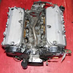 02 04 Honda Odyssey Oem Engine Motor Long Block J35a4