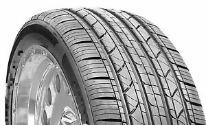 4 New 225 55r17 Inch Milestar Ms932 Tires 225 55 17 R17 2255517 Treadwear 540