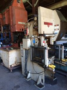 Bliss C 35 Gap Frame Punch Press 2002