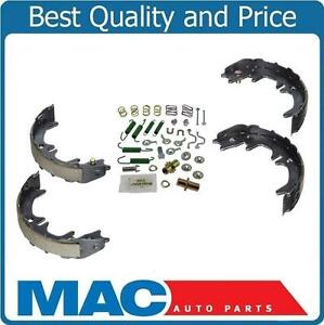 100 New Emergency Parking Brake Shoe Set With Springs Kit For Lexus Rx300 99 03