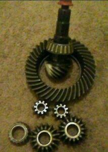 Ford Racing Gears