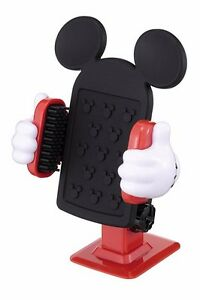 Disney Mickey Mouse Smart Phone 3d Holder Car Accessories Hold Width 90 Mm F s