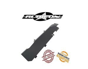 Rubicon Express Fuel Tank Skid Plate For 07 18 Jeep Wrangler Jk Unlimited 4 Door