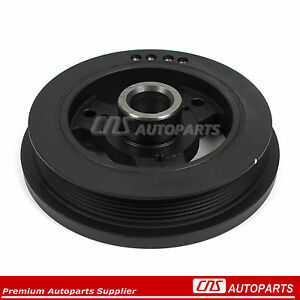 Engine Harmonic Balancer For Chrysler Jeep 4 0l Grand Cherokee Wrangler Comanche