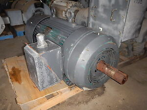 300 Hp Reliance Electric Motor 1200 Rpm 4412y Frame Tefc 2300 4160 V
