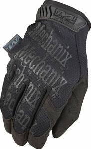 Mechanix Wear Covert Work Glove Black Large 10 Pack Lg