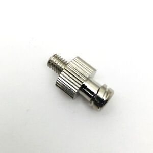 Metal Syringe Fitting Luer Lock Female To Unf 10 32 Male
