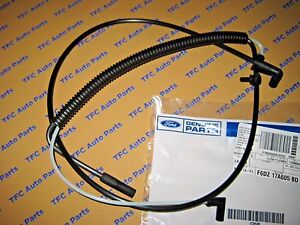 Ford Taurus Mercury Sable Windshield Washer Fluid Pump Rubber Hose Oem New