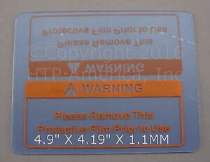 5 Clear Welding Cover Lens Plate 4 9 X 4 19 Striker Supreme