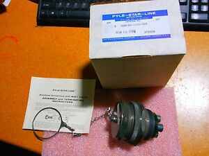 Pyle National Connector Zzm wb 1020 39s Nsn 5935 00 944 4445